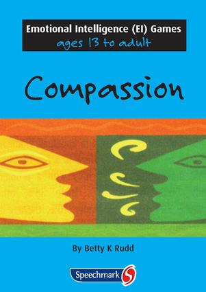 Compassion Card Game: 1st Edition (Flashcards) book cover