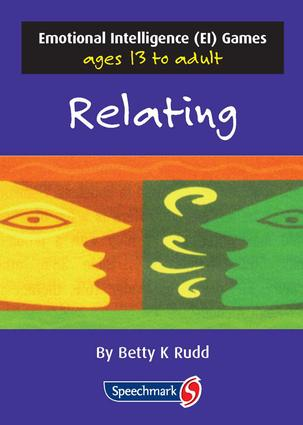 Relating Card Game: 1st Edition (Flashcards) book cover