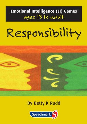 Responsibility Card Game: 1st Edition (Flashcards) book cover