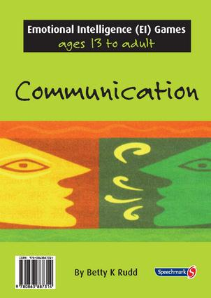 Communication Game: 1st Edition (Flashcards) book cover