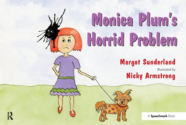 Monica Plum's Horrid Problem: A Story for Children of Troubled Parents book cover