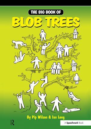 Big Book of Blob Trees book cover