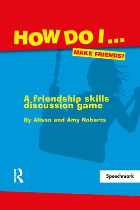 How Do I...Make Friends?: 1st Edition (Flashcards) book cover
