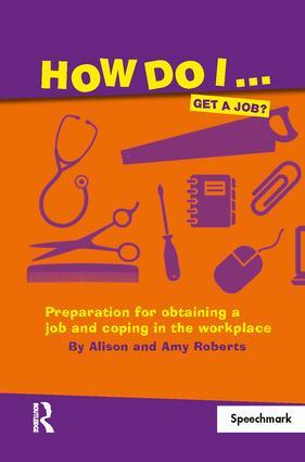 How Do I...Get a Job?: 1st Edition (Flashcards) book cover