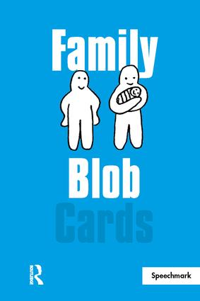 Family Blob Cards book cover