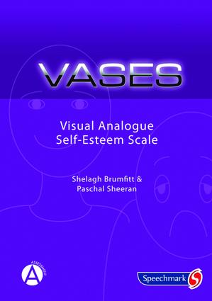 VASES: Visual Analogue Self-Esteem Scale, 1st Edition (CD-ROM) book cover