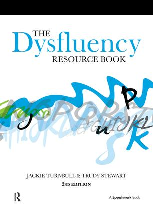The Dysfluency Resource Book: 2nd Edition (Paperback) book cover