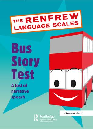 Bus Story Test: Revised Edition, 1st Edition (Pack) book cover