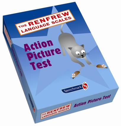 Action Picture Test: Revised Edition, 1st Edition (Pack) book cover