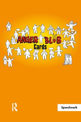 Anger Blob Cards book cover