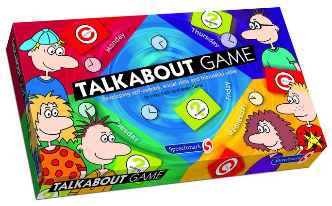 Talkabout Board Game: 1st Edition (Games) book cover