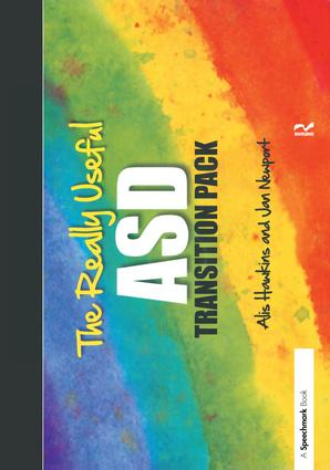 Really Useful ASD Transition Pack: 1st Edition (e-Book) book cover