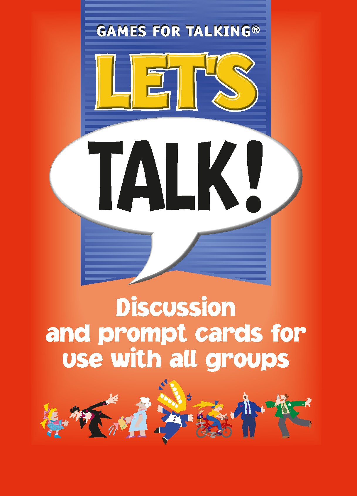 Let's Talk! book cover