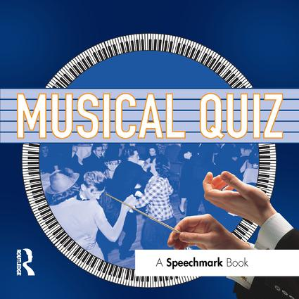 Musical Quiz: 1st Edition (Audio CD) book cover
