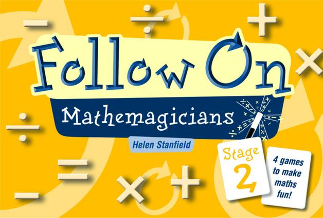 Follow On Mathemagicians: Stage 2, 1st Edition (Flashcards) book cover