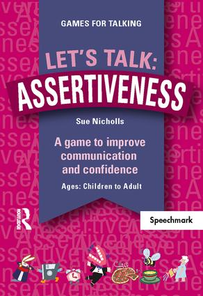 Let's Talk: Assertiveness book cover