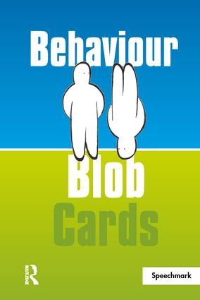 Behaviour Blob Cards book cover