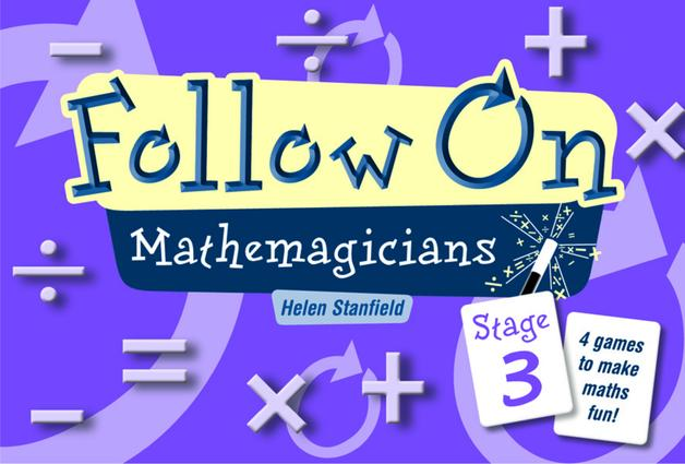 Follow On Mathemagicians: Stage 3, 1st Edition (Flashcards) book cover