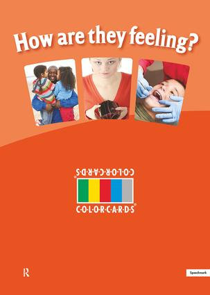 How are They Feeling?: Colorcards: 1st Edition (Flashcards) book cover