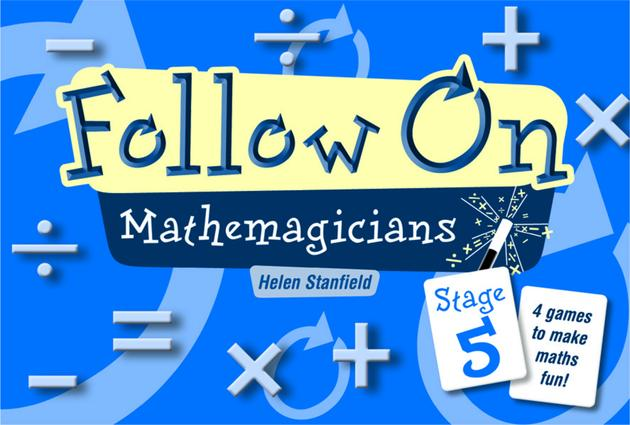 Follow On Mathemagicians: Stage 5, 1st Edition (Flashcards) book cover