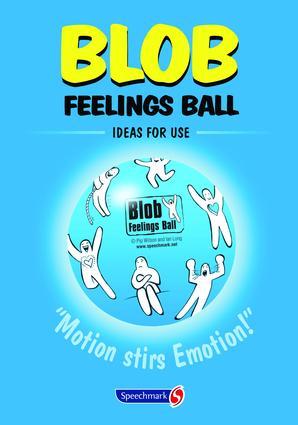 Blob Feelings Ball book cover