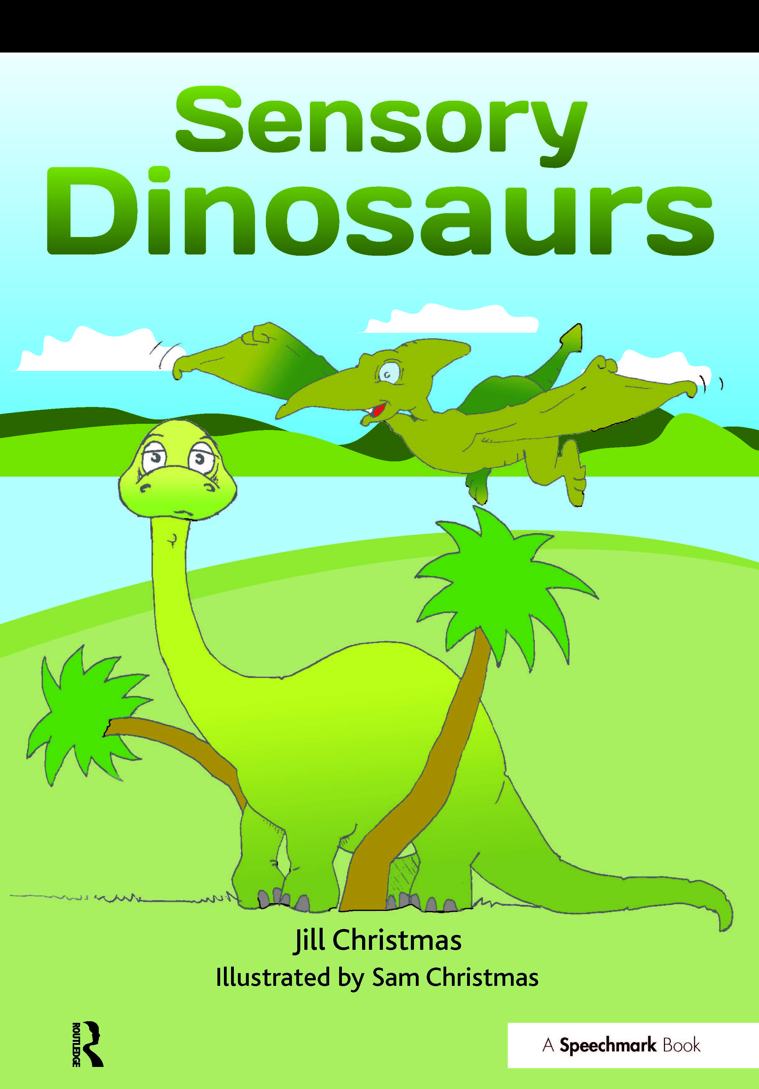 Sensory Dinosaurs: 1st Edition (Paperback) book cover