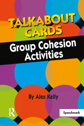 Talkabout Cards - Group Cohesion Games: Group Cohesion Activities book cover