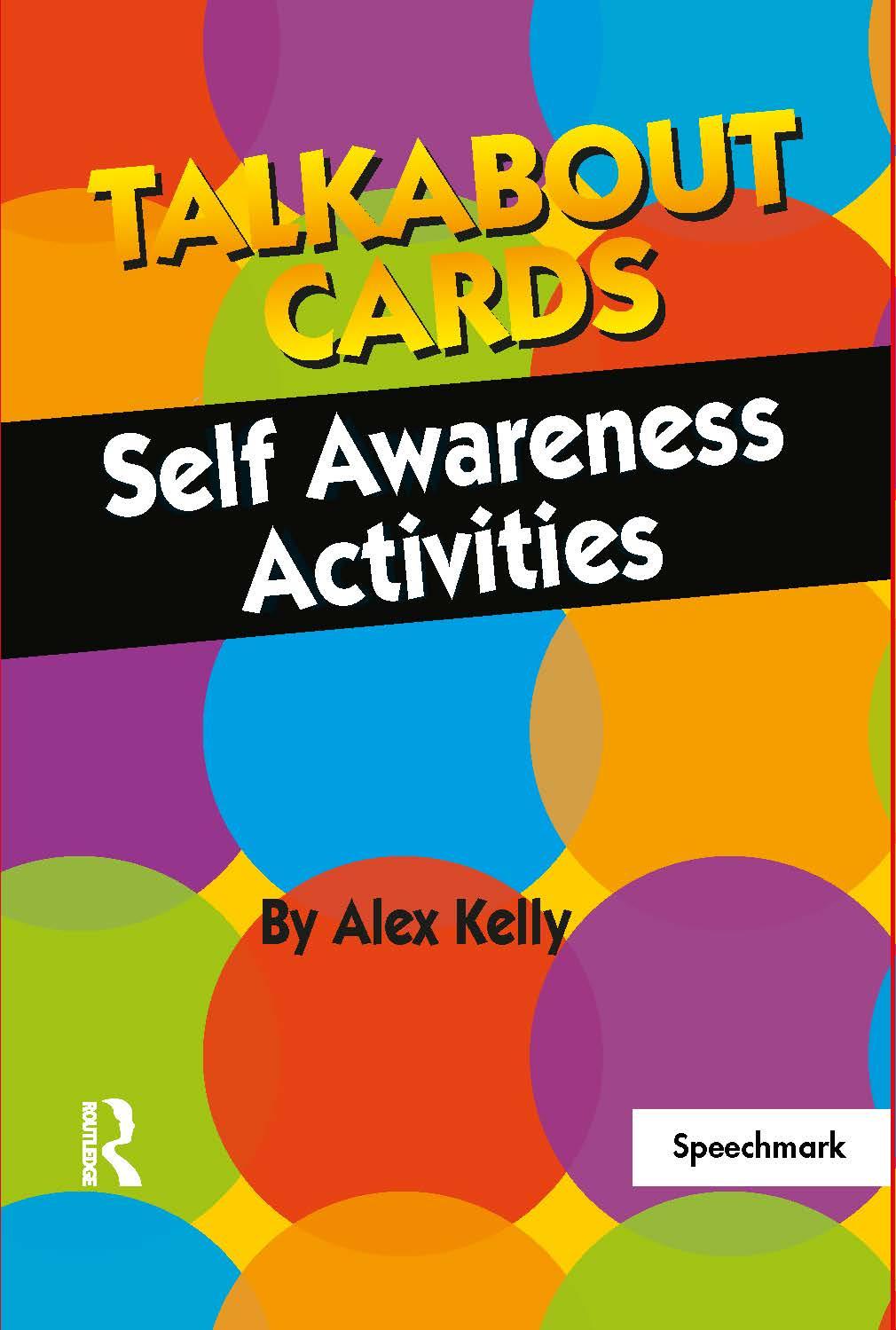 Talkabout Cards - Self Awareness Game: Self Awareness Activities, 1st Edition (Flashcards) book cover