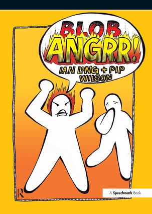 The Blob Anger Book book cover