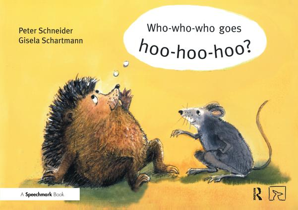Who-Who-Who Goes Hoo-Hoo-Hoo: 1st Edition (Paperback) book cover