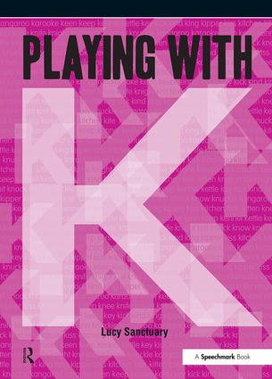 Playing with ... K: 1st Edition (Paperback) book cover
