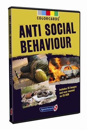 Anti-Social Behaviour: Colorcards CD: 1st Edition (CD-ROM) book cover