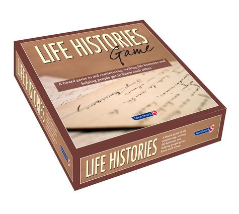 Life History Game: 1st Edition (Games) book cover