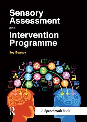 Autism Through A Sensory Lens: Sensory Assessment and Strategies book cover