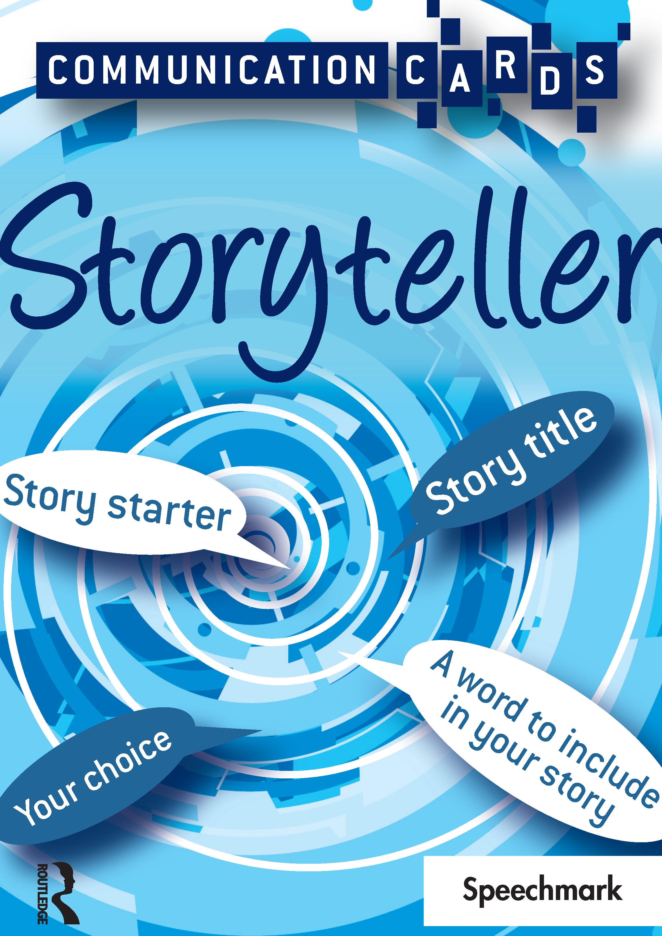 Storyteller - Communication Cards: 1st Edition (Flashcards) book cover