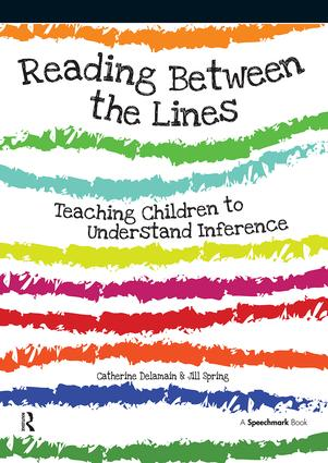 Reading Between the Lines: Understanding Inference, 1st Edition (Paperback) book cover