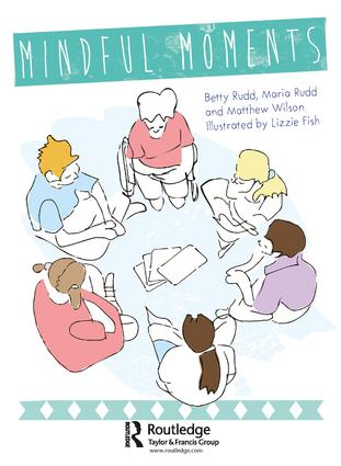 Mindful Moments: 1st Edition (Flashcards) book cover