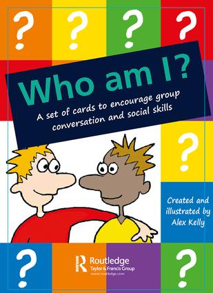 Who am I?: Alex Kelly book cover