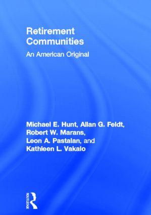 Retirement Communities: An American Original (Hardback) book cover