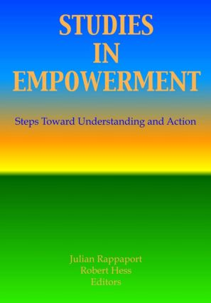 Studies in Empowerment: Steps Toward Understanding and Action, 1st Edition (Hardback) book cover