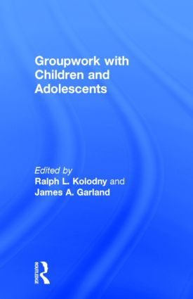 Groupwork With Children and Adolescents book cover