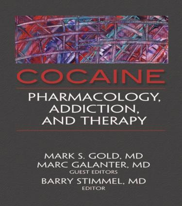 Cocaine: Pharmacology, Addiction, and Therapy, 1st Edition (Hardback) book cover