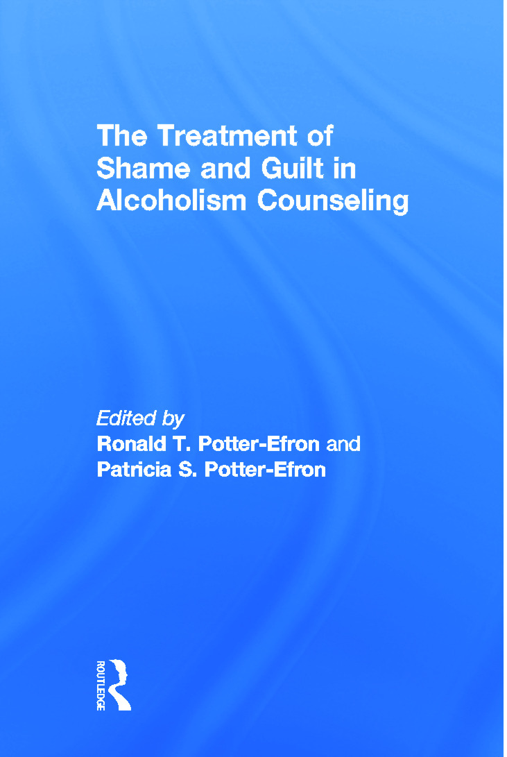 The Treatment of Shame and Guilt in Alcoholism Counseling (Paperback) book cover