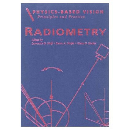 Physics-Based Vision: Principles and Practice: Shape Recovery, Volume 3, 1st Edition (Hardback) book cover