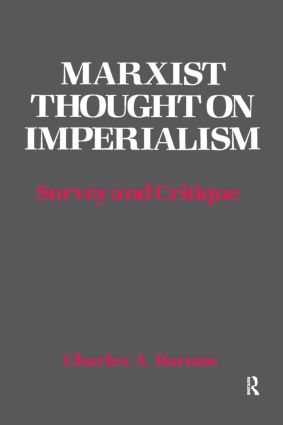 Marxist Thought on Imperialism