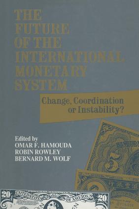 The international monetary system: an analysis of alternative regimes