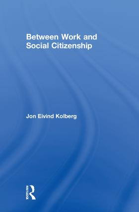 Between Work and Social Citizenship book cover