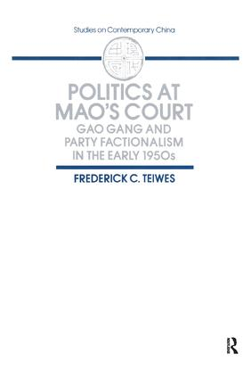 Politics at Mao's Court