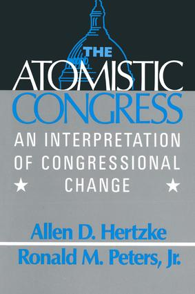 The Atomistic Congress: Interpretation of Congressional Change