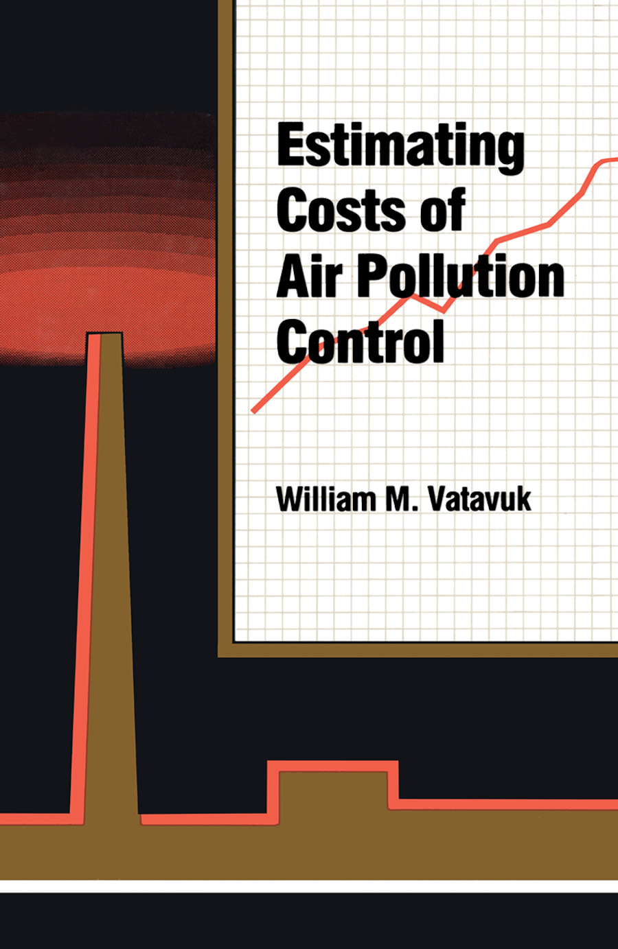 Estimating Costs of Air Pollution Control: 1st Edition (Hardback) book cover